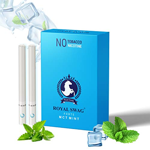 Herbal Cigarette 100% No Nicotine & No Tobacco 10/Pack (Mint (Switch))
