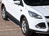 Trittbretter Ford Kuga ab Baujahr 2013 Ende 2016 Model Hitit in Chrom