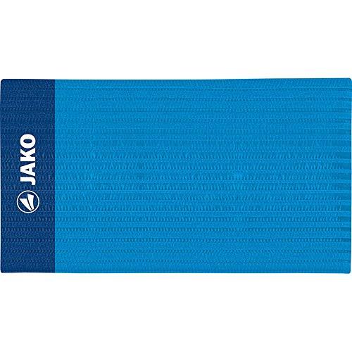 JAKO Erwachsene Kapitänsbinde Classico Blau, 35 x 9.0 cm