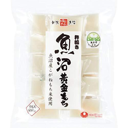 うまいもん便 魚沼黄金もち 切餅(1.8kg)