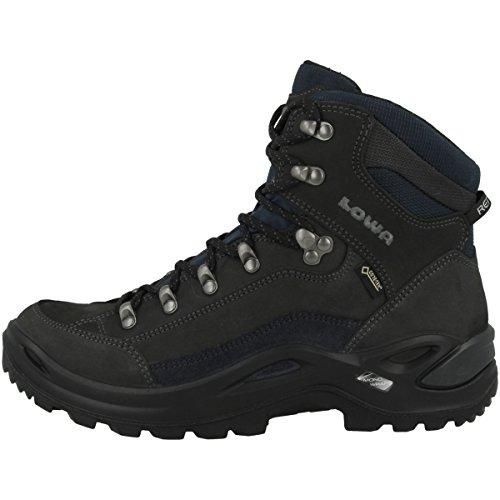 LOWA RENEGADE GTX 3109459449 Unisex-adult Hiking Boot, Black 6 UK