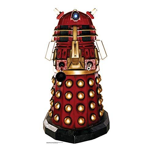 STAR CUTOUTS - Stsc126 - Figurine Géante - Supreme Dalek - Doctor Who - 174 Cm