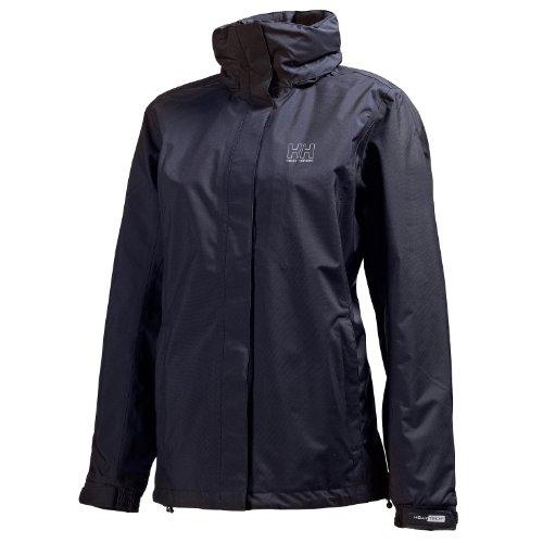 Big Sale Helly Hansen Women's New Aden Jacket, Navy, XX-Large