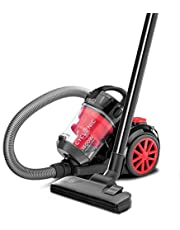 Black+decker 1600w Bagless Cyclonic Canister Vacuum Cleaner Vm1680-b5, Multi-Colour