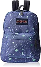 JanSport SuperBreak Grey Mystic Cosmos Print One Size