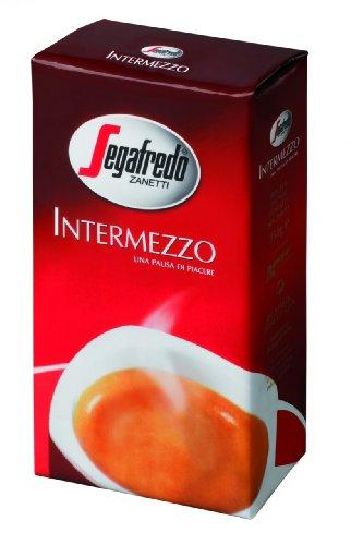 12 x 250g Segafredo Intermezzo gemahlenen Kaffee (12x250g) AUS ITALIEN