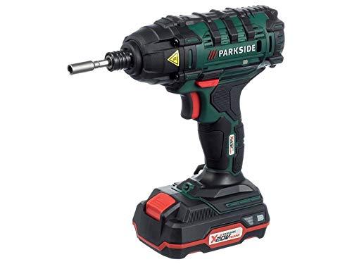 6. Destornillador inalámbrico PARKSIDE PDSSA 20-Li A1