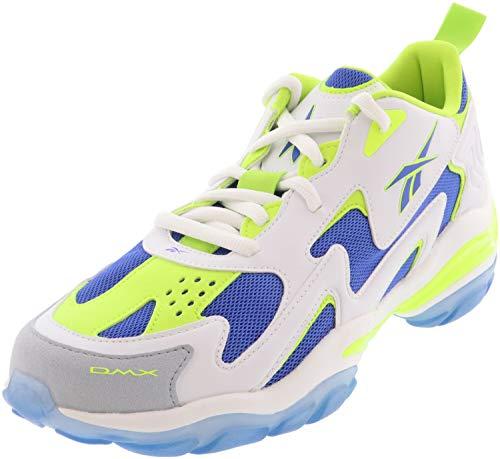 Reebok Mens DMX Series 1600 Mesh Fitness Running Shoes White 11 Medium (D)