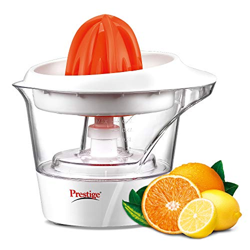 Prestige Electric Citrus Juicer PCTJ 04 - Orange,25 Watt