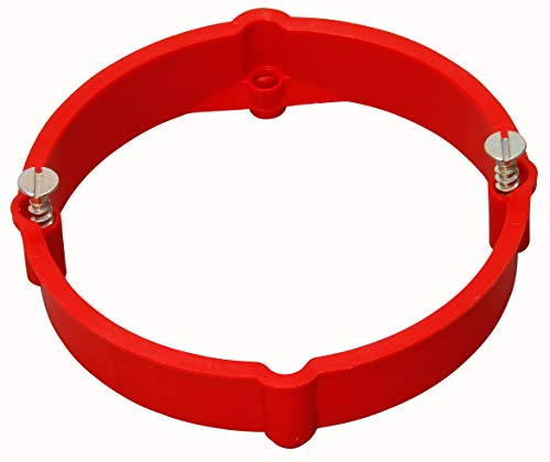 Kopp 357101043 Putzausgleichsring für Schalterdose ø 60 mm