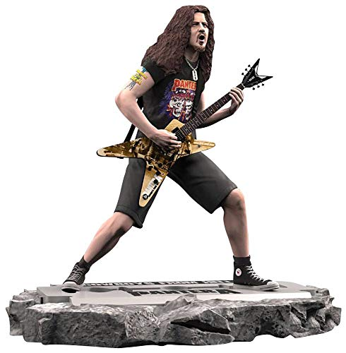 Knucklebonz Dimebag Darrell (Pantera) Limited Edition Collectible Statue - Rock Iconz, Officially Licensed, Includes CoA