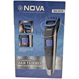 Nova NS2019 mens Trimmer cordless. multicolour