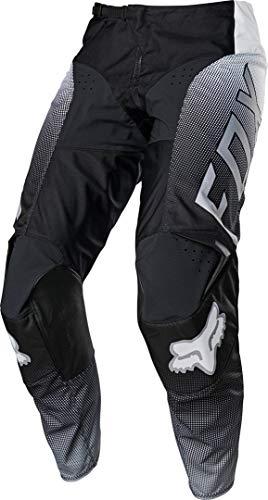 FOX 180 Oktiv Motocross Hose Schwarz/Weiß 30