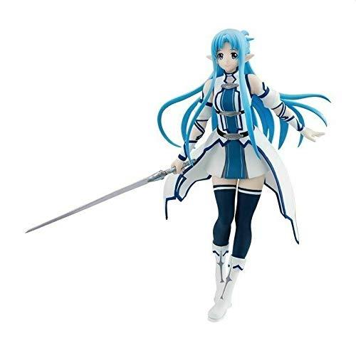 JAPAN OFFICIAL Sword Art Online Asuna Special Figur Anime FURYU Statue 18 cm Kirito Sinon #1