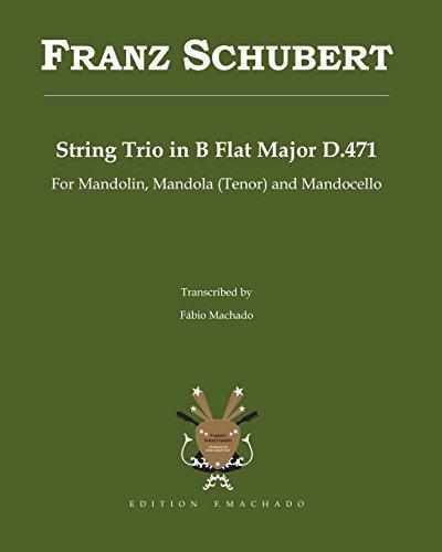 Franz Schubert String Trio in B flat Major D.471: String