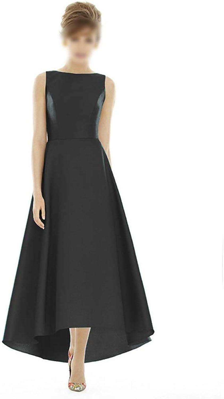 Sylviaan YY6 Women's Fashion Sleeveless Long Aline Evening Formal Dress Bridesmaid Dress