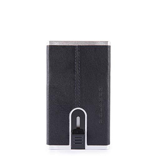 Compact Wallet Blu
