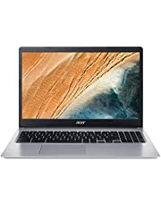 "Acer Chromebook CB315-3HT-P748 Ordinateur Portable Tactile 15,6"" FHD (Pentium Silver, RAM 8Go, eMMC 128Go, Chrome OS, AZERTY FR) Gris"