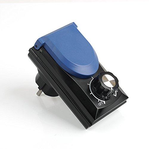 Forever Speed 100-600 Watt Eingangsspannung Leistungsregler Regler Teichpumpen Drehzahlregler