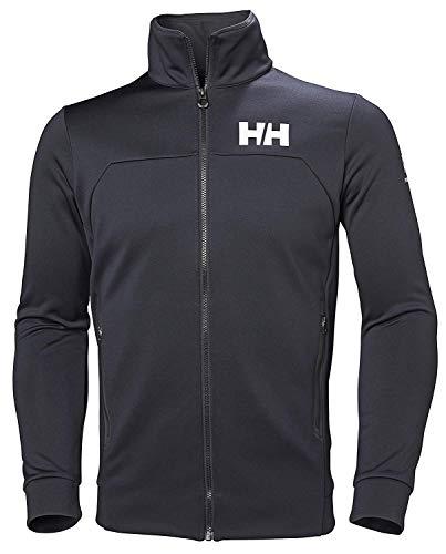Helly Hansen Hp Fleece Jacket, Chaqueta deportiva para Hombre, Azul (Azul Navy 597), X-Large