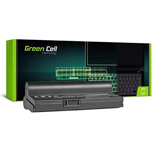 Green Cell Batería para ASUS EEE PC 1000HD 1000HD/Linux 1000HD/XP 1000HE 1000HG 1000HG-GUK-BK01 1000HV/Linux 901 12G 20G 901-BK001 901-bk007x 901-W001 Portátil (8800mAh 7.4V Negro)
