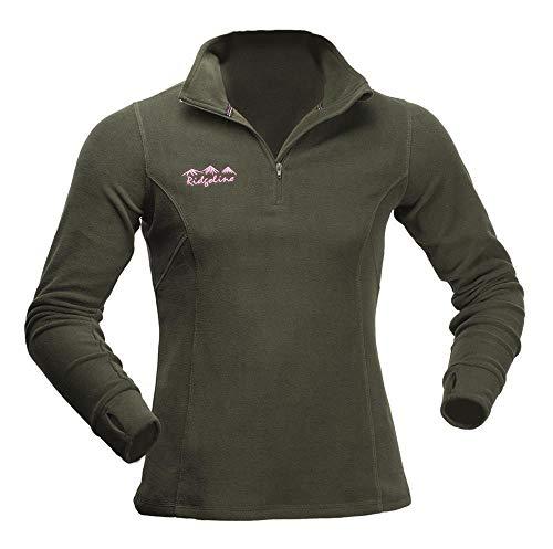 Ridgeline Alpine Damen Fleece Pullover M