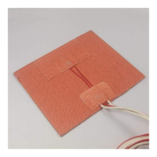 2 GO 3D Printer Parts Accessory Upgrade Silicone Rubber Heater Mat Heated Bed PT100 Sensor Fit For UM2 GO Build Platform