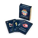 Evil Jared Hasselhoff Trinkspiel | Partyspiel | JARED'S Cup - Das Offizielle Party-Kartenspiel | 100% wasserfeste Spielkarten aus flexiblem Polymer