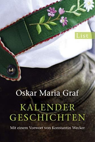 Kalendergeschichten: Mit einem Vorwort von Konstantin Wecker
