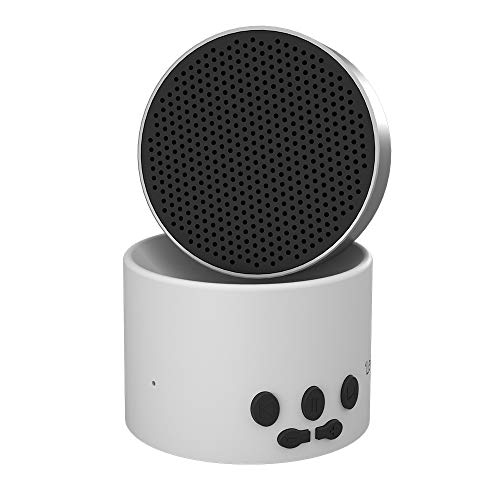 Adaptive Sound Technologies Lectrofan Micro2 Sleep Sound Machine and Bluetooth Speaker with Fan Sounds, White Noise, and Ocean Sounds for Sleep and Sound Masking