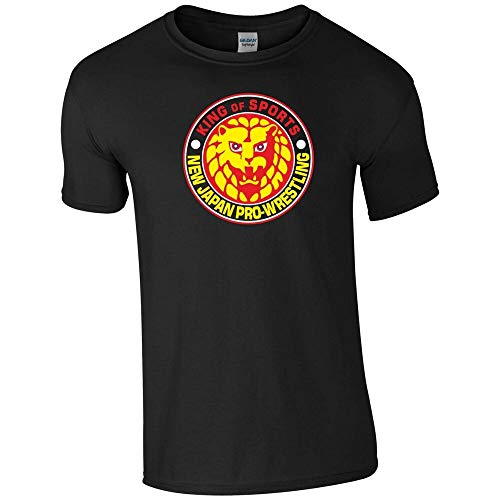 New Japan Pro Wrestling T Shirt Bullet Club MMA Boxing Gym NJPW Gift Men Tee Top