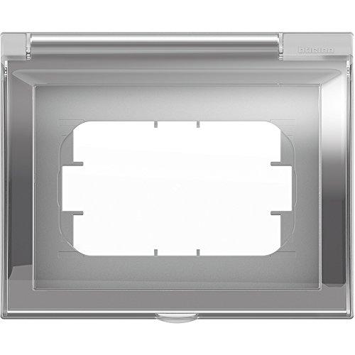 BTicino 26603 Idrobox Cover Universale IP44 3P, Grigio