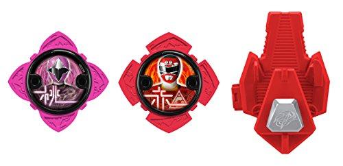 Power Rangers 43490Ninja Steel Power Star Packung mit Werkzeug (Modell sortiert)