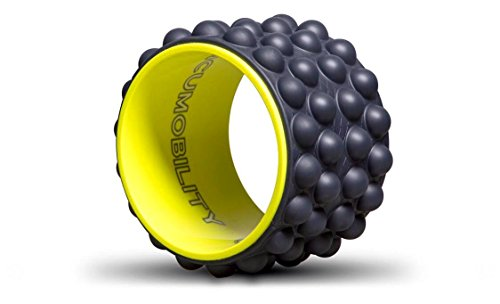 Big Save! Acumobility The Ultimate Back Roller, myofascial Release, Trigger Point, Yoga Wheel, Foam ...