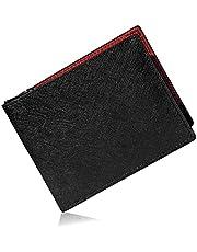 GLEVIO 卡收納18張 錢包 一流錢包工匠制作 真皮 對折 錢包 男士 對折 大容量 迷你錢包 禮物