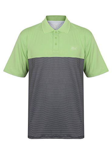 Island Green Igts1647 Herren-Poloshirt XL apfelgrün