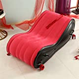 Trjtl- Portable Inflatable S&éx Sofa Yoga Chair for Deeper Position Support Position S'ex Sofa Chair Cushion Pillow Bed for Adult Lovers Relaxation Furniture