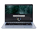 "Acer Chromebook 314, Intel Celeron N4000, 14"" Full HD Display, 4GB LPDDR4, 64GB eMMC, Gigabit WiFi, Google Chrome, CB314-1H-C884 (Renewed)"