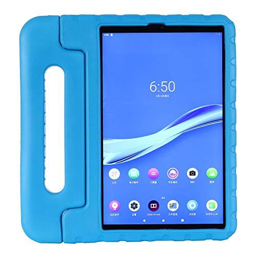 HHF Pad Accesorios para Lenovo Tab M10 FHD Plus 10.3 TB-X606F TB-X606X 10.3', Tablet Cover Kids Funda a Prueba de Golpes EVA Manija para Lenovo Tab M10 FHD Plus 10.3 (Color : Azul)