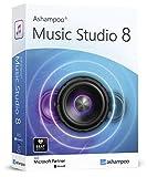 Music Studio - Audio Recorder und professionelles Tonstudio zum Aufnehmen, Bearbeiten und Abspielen aller gängigen Audiodateien: WAV, AIFF, FLAC, MP2, MP3, OGG für Windows 10, 8.1, 7