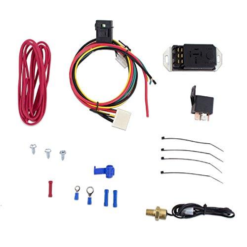 Mishimoto - MMFAN-CNTL-U18NPT Adjustable Fan Controller Kit, NPT