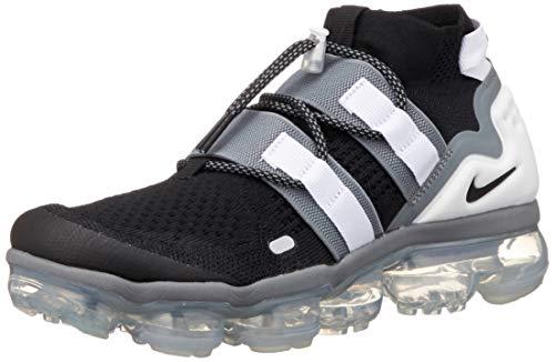 Nike Men's Air Vapormax FK Utility Black/Cool Grey/White AH6834-003 (Size: 10.5)