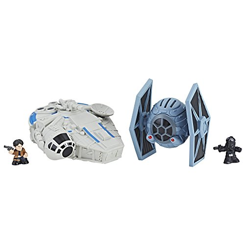 Star Wars Sw E8 DLX Vehicle Two Pack