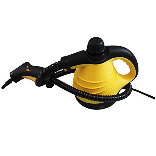 HGFDSA 1050W Handheld Steam Cleaner, High Pressure Chemical Free Steamer for Bathroom, Kitchen, Surfaces, Floor, Carpet, Grout