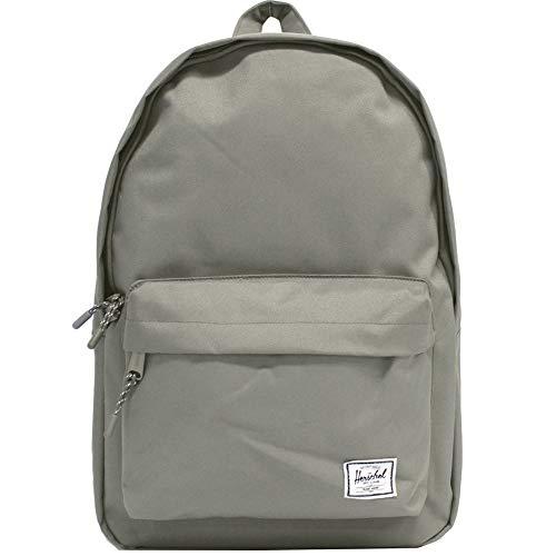 HERSCHEL SUPPLY ハーシェル サプライ Classic Backpack クラシック バックパック 10500 メンズ レディース 24L B4 リュックサック デイパック バッグ Grey:10500-00006 [並行輸入品]