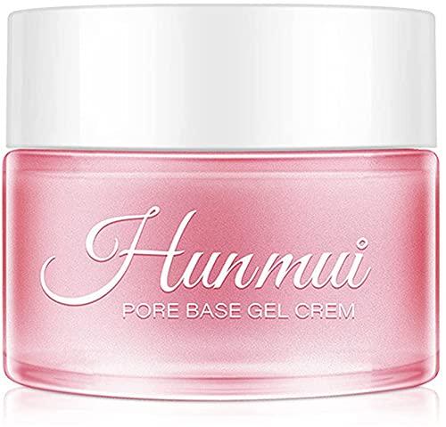 Woasvad Pore Shrink Cream, 2021 New Magical Perfecting Base Face Primer Under Foundation, Pore Base Gel Cream Invisible Pores Face Primer, Anti-Aging Rides (1pc)