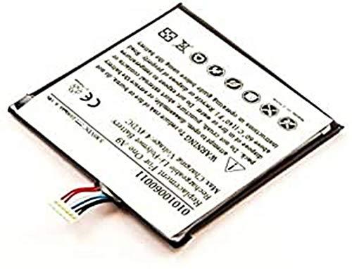 Batería para HTC One A9, polímero de Litio, 3,85 V, 2100 mAh, 8,1 WH, sin Herramientas