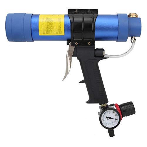Q3 - Pistola Neumática de Silicona (velocidad ajustable, 310 ml, 230 x 300 mm)