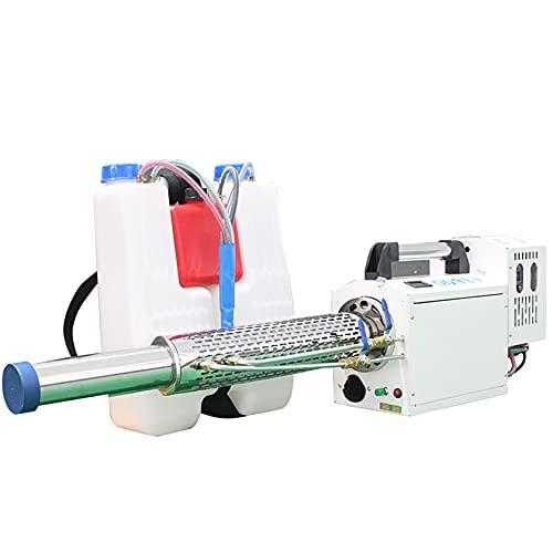 WANSE Pulse Jet Thermal Fogger, rookmachine mistvernevelaar voor orchard Garden waternevelmodus/rookmodus