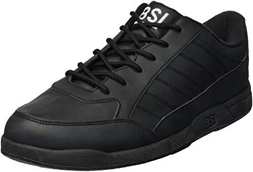 BSI Herren Basic #521 Bowlingschuhe, Herren, schwarz, 10